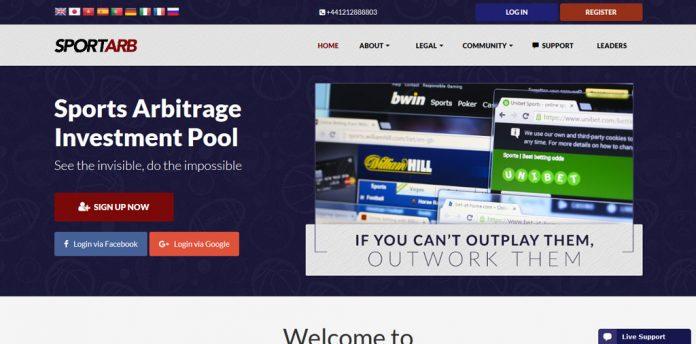 Sport Arbitrage-SportArb
