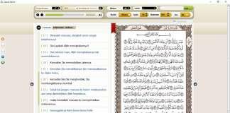 Install Quran Digital Ayat pada Windows 10